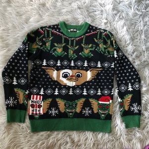 Sweaters - Middle of beyond gremlins Christmas sweater